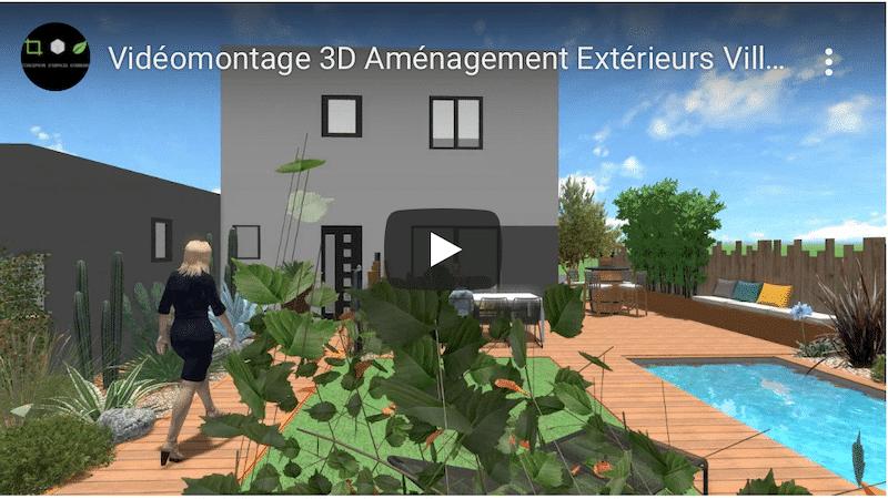 Prestation Videomontage 3D
